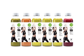 Ebru Juice Detoks Set