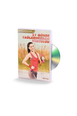 End to Body Fats in 21 Days With Ebru Şallı - DVD