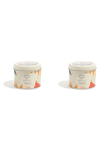Ebru Şallı Beauty Tea Pack of 2