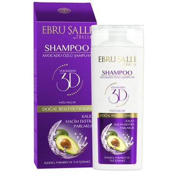 Ebru Şallı by THALIA Avocado Care Shampoo 300 ml