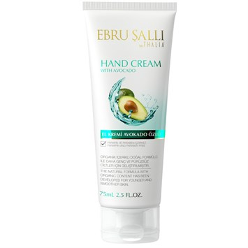 Ebru Şallı by THALIA Avocado Oily Hand Cream 75 ML