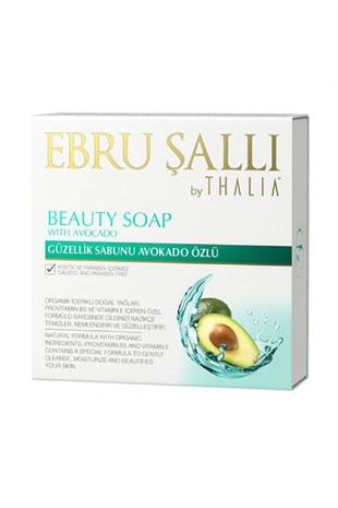 Ebru Şallı by THALIA  Avocado Oily Beauty Soap 100 Gr.