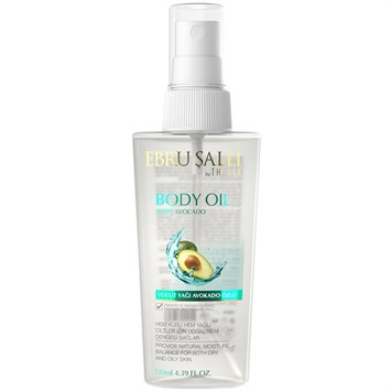 Ebru Şallı by THALIA Nutritional Body Oil 130 ml.