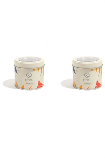Ebru Şallı Detox Tea Pack of 2