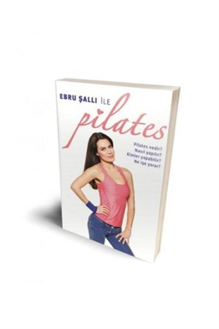 Pilates with Ebru Şallı Book