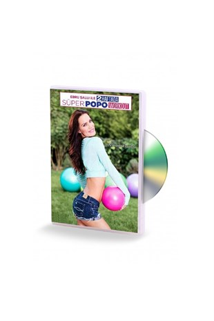 Super Butt with Ebru Şallı Pilates DVD