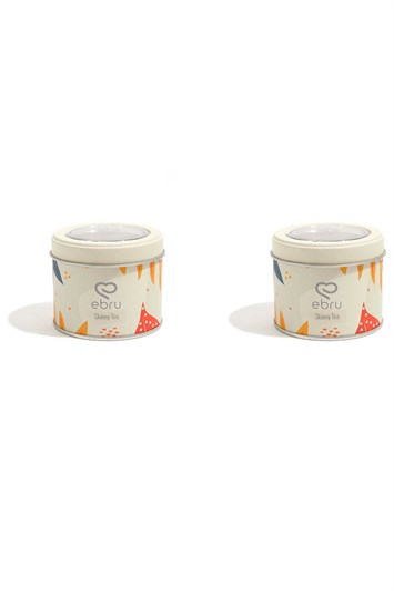 Ebru Şallı Skinny Tea Pack of 2