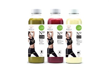 Ebru Juice Slim Set